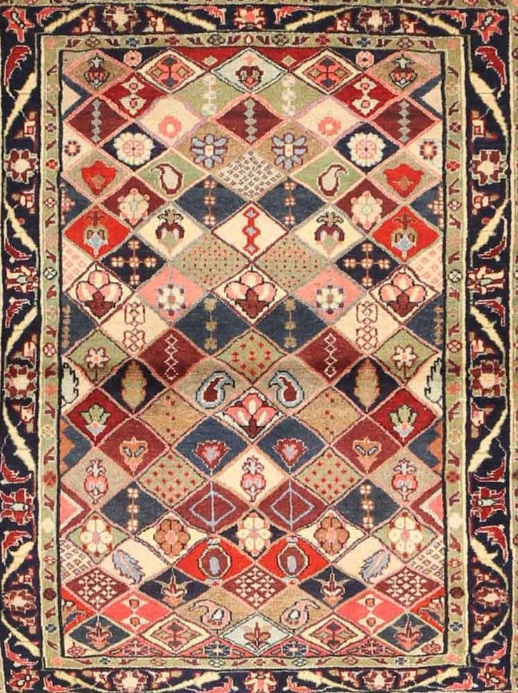 Traditional 4484 Area Rug, 2'0
