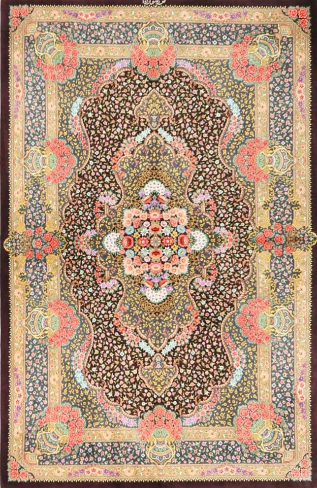 Traditional 4687 Area Rug, 2'0
