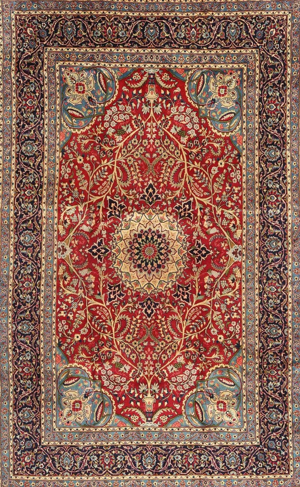 Traditional 3974 Area Rug, 2'0