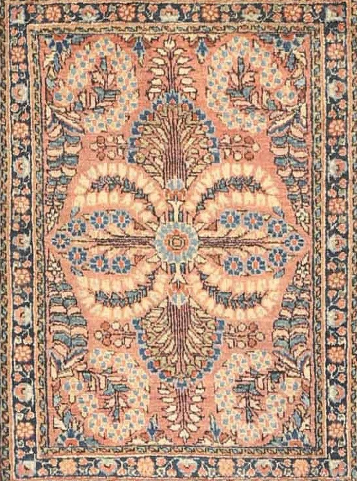Traditional 4713 Area Rug, 2'0