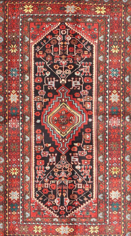 Traditional 4524 Area Rug, 2'0