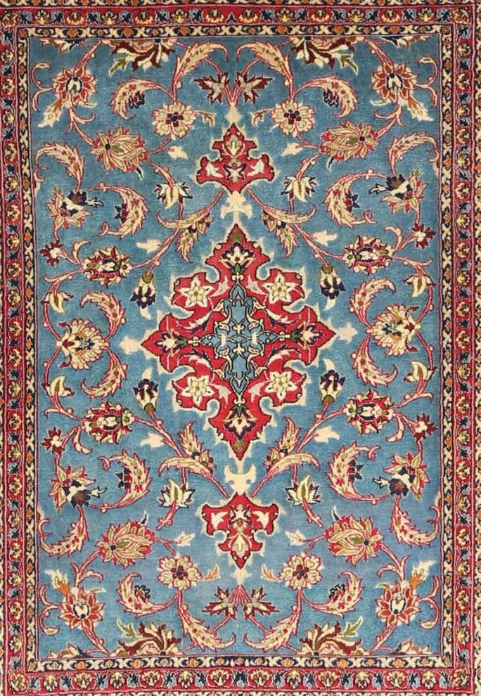 Traditional 4743 Area Rug, 2'0