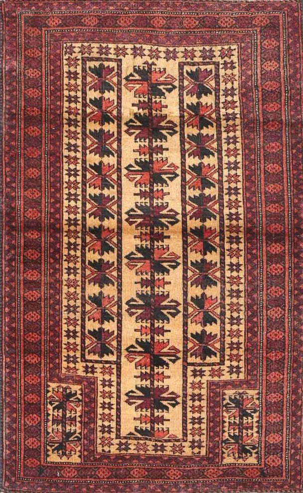 Traditional 4559 Area Rug, 2'0