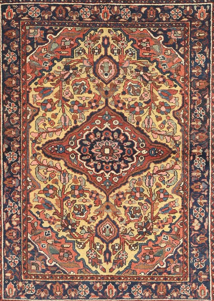 Traditional 4725 Area Rug, 2'0