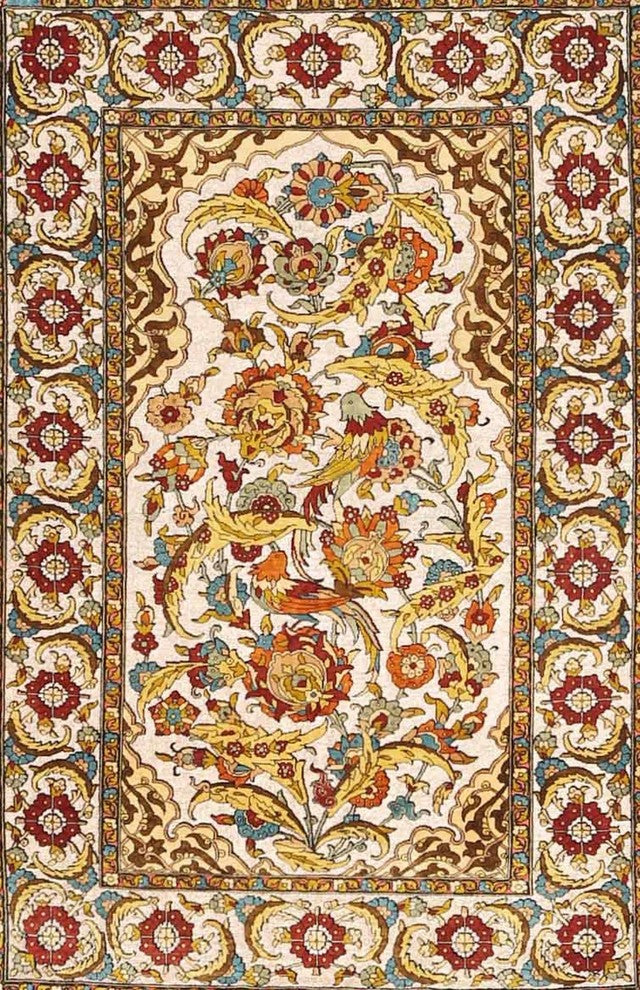 Traditional 4810 Area Rug, 2'0