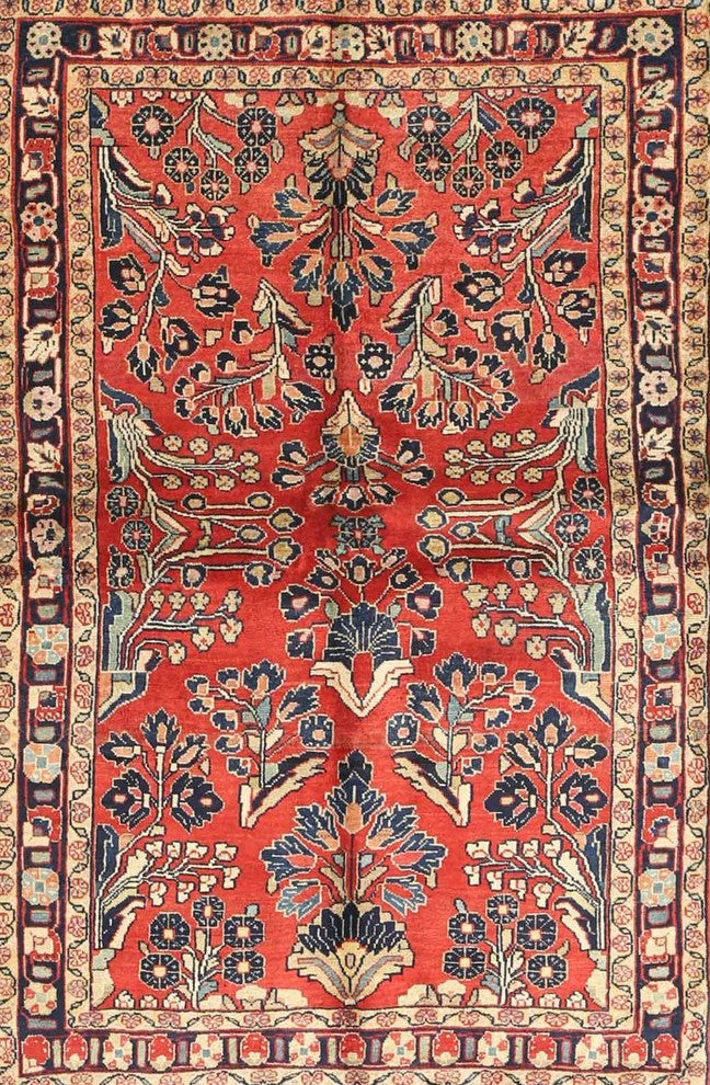 Traditional 4348 Area Rug, 2'0
