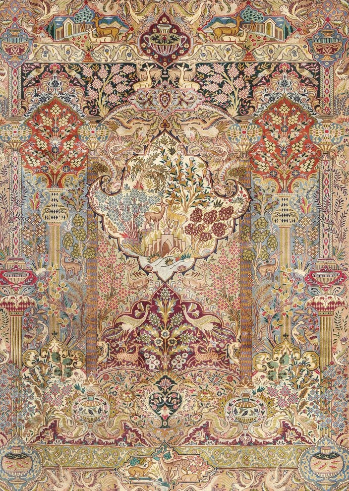 Traditional 4777 Area Rug, 2'0