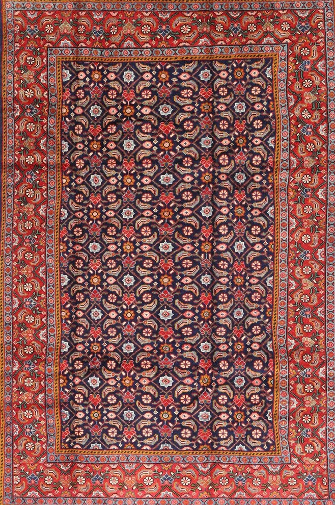 Traditional 4011 Area Rug, 2'0