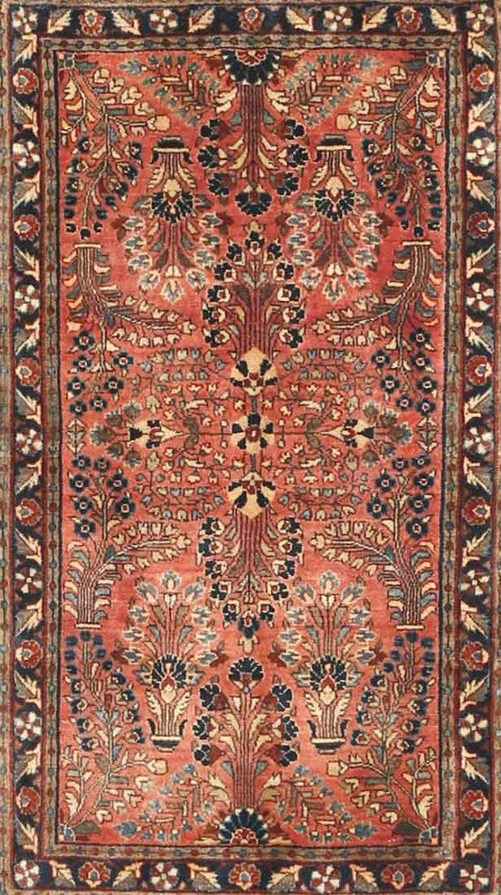 Traditional 4720 Area Rug, 2'0