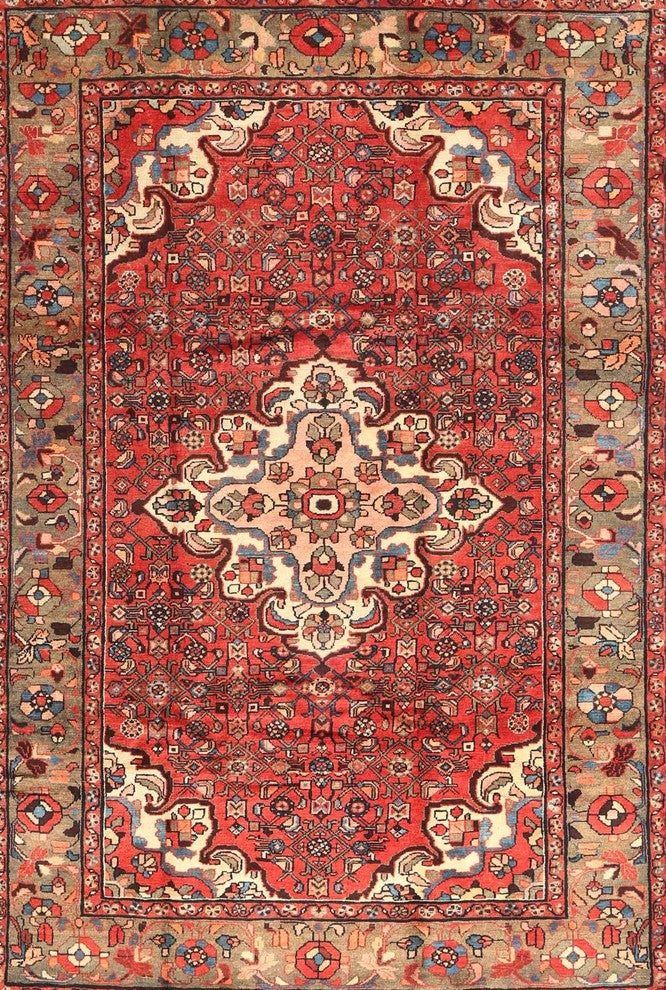 Traditional 4454 Area Rug, 2'0
