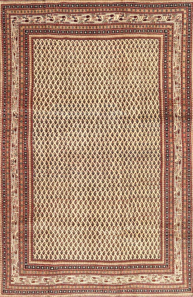 Traditional 4066 Area Rug, 2'0