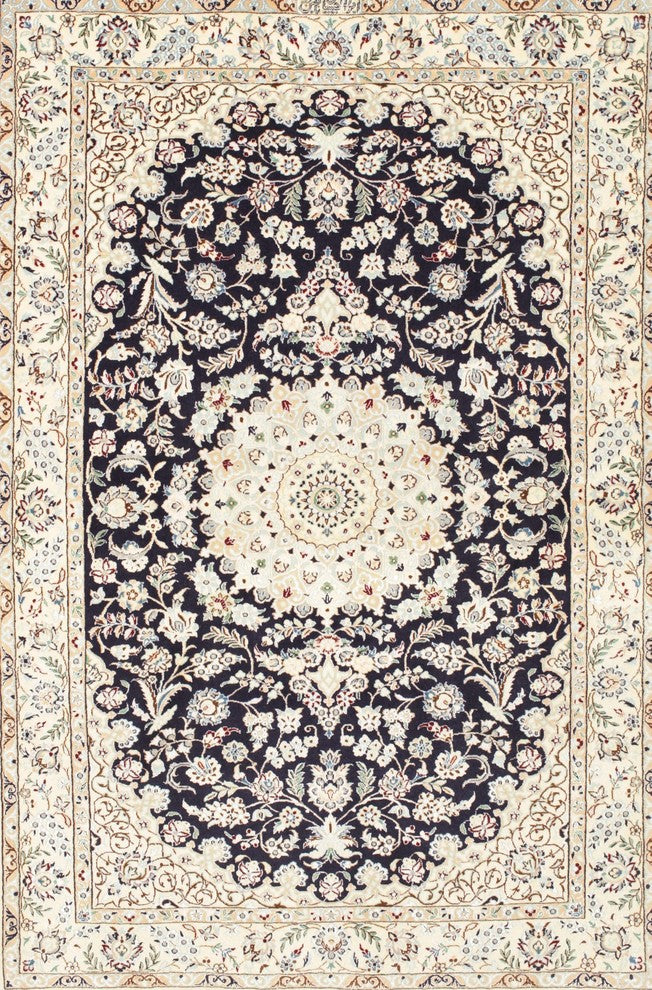 Traditional 78 Area Rug, 5'0