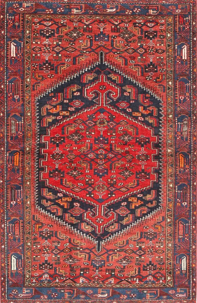 Traditional 4536 Area Rug, 2'0