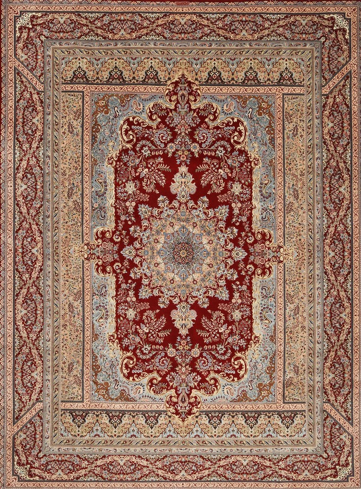 Traditional 480 Area Rug, 5'0