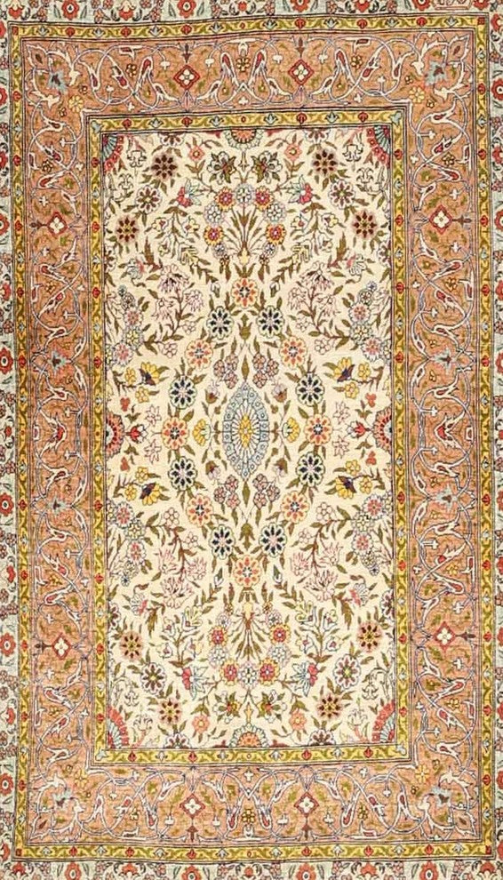 Traditional 4769 Area Rug, 2'0