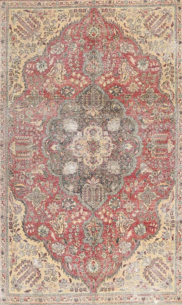 Traditional 4504 Area Rug, 2'0