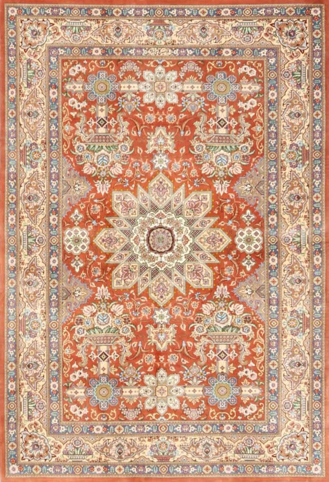 Traditional 4690 Area Rug, 2'0