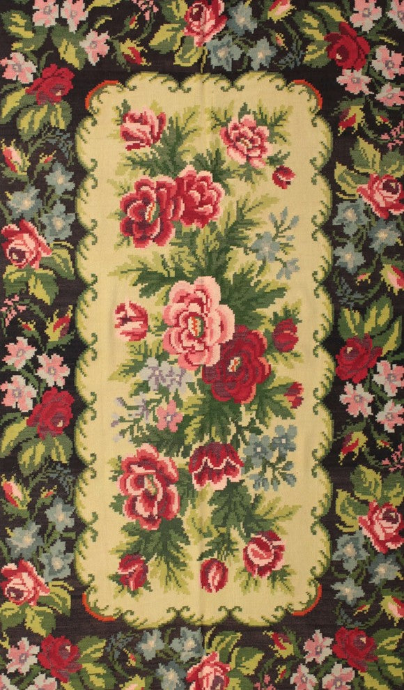 Traditional 932 Area Rug, 2'0