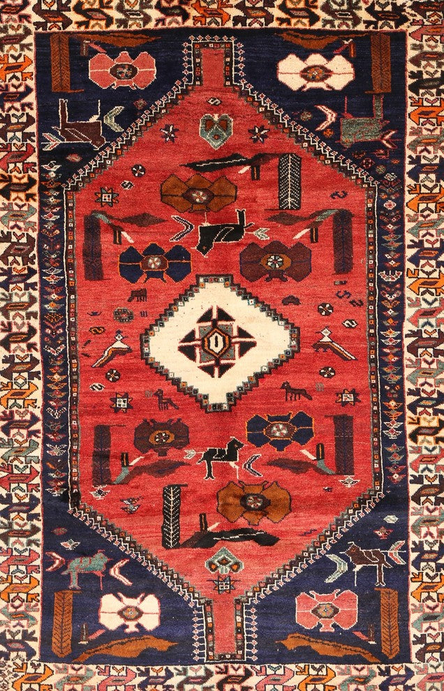 Traditional 746 Area Rug, 2'0