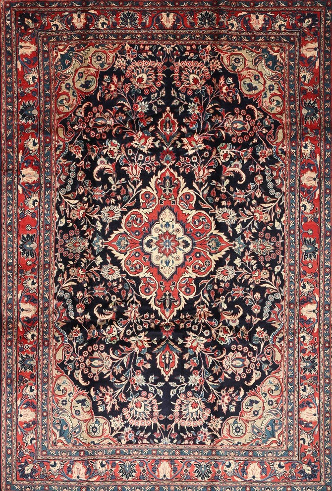 Traditional 443 Area Rug, 5'0