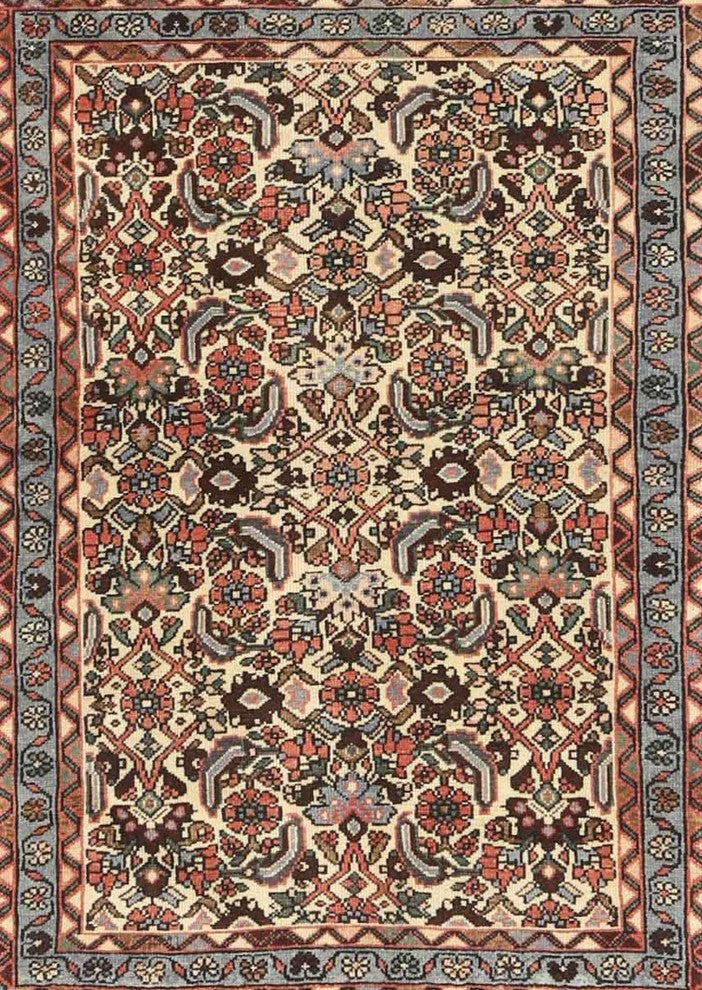 Traditional 4174 Area Rug, 2'0