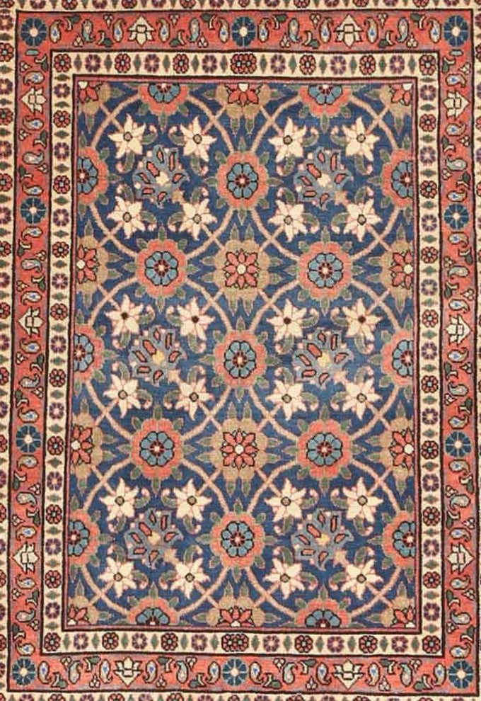 Traditional 4175 Area Rug, 2'0