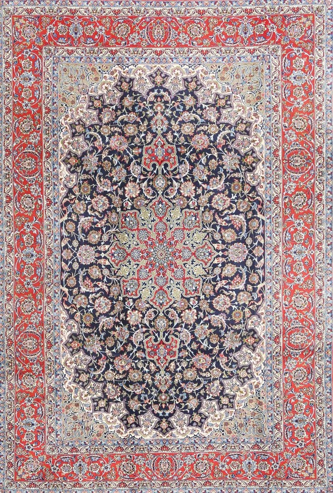 Traditional 4640 Area Rug, 2'0