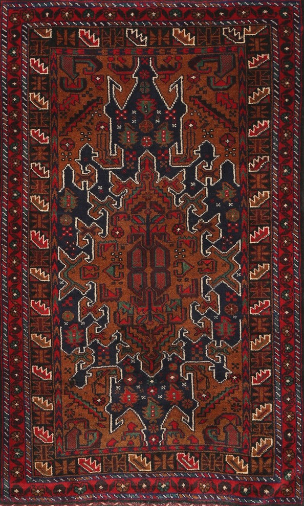 Traditional 676 Area Rug, 2'0