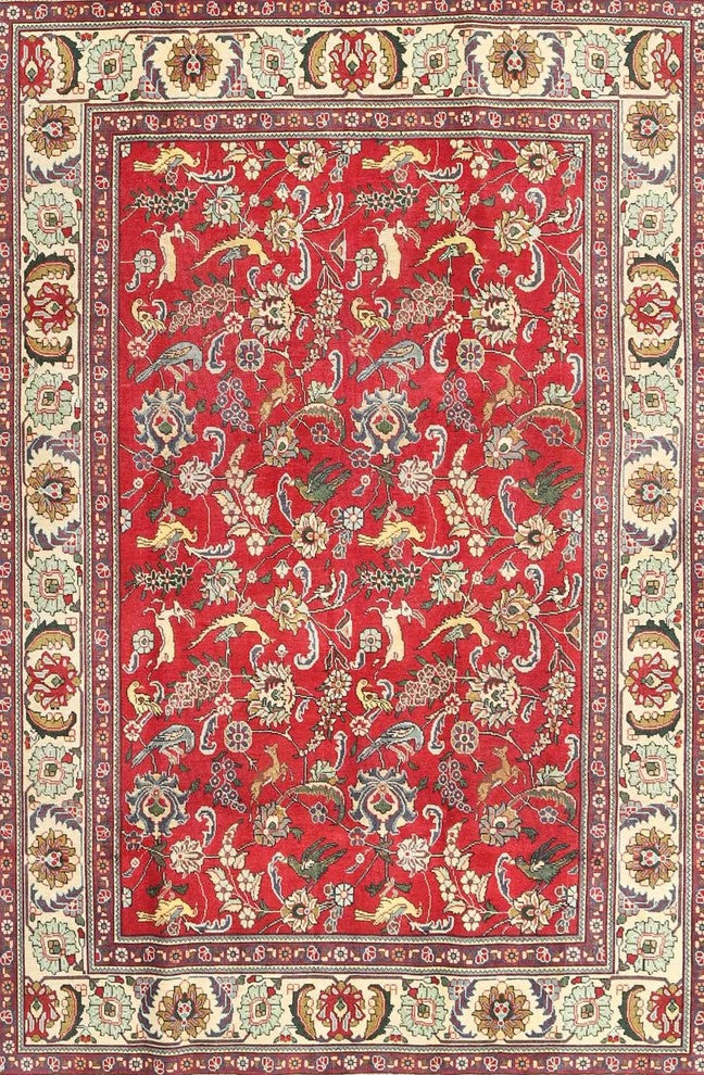 Traditional 4457 Area Rug, 2'0