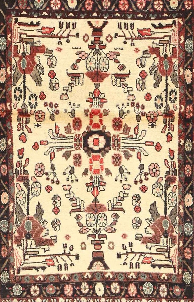 Traditional 4343 Area Rug, 2'0