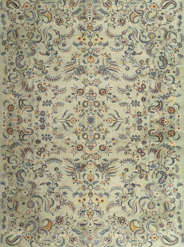 Traditional 3995 Area Rug, 2'0