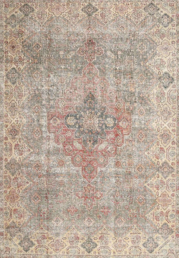 Traditional 4152 Area Rug, 2'0