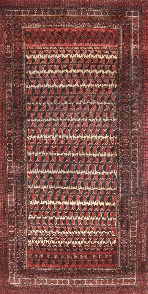 Traditional 4563 Area Rug, 2'0