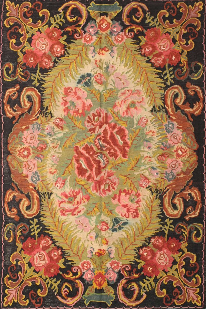 Traditional 934 Area Rug, 2'0