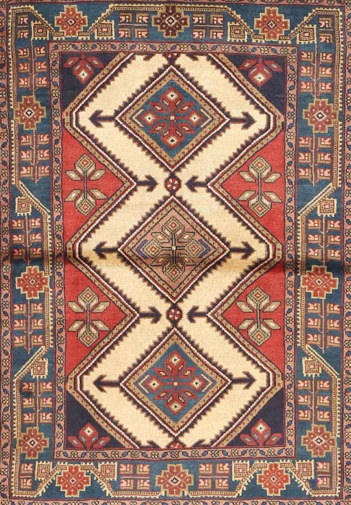 Traditional 4028 Area Rug, 2'0