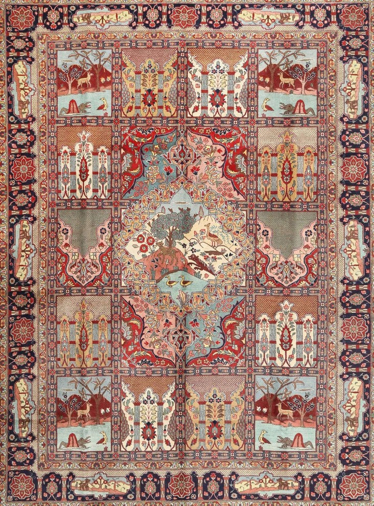 Traditional 4451 Area Rug, 2'0