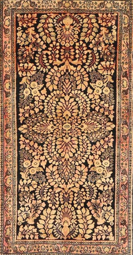 Traditional 4709 Area Rug, 2'0