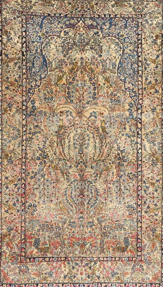 Traditional 4289 Area Rug, 2'0