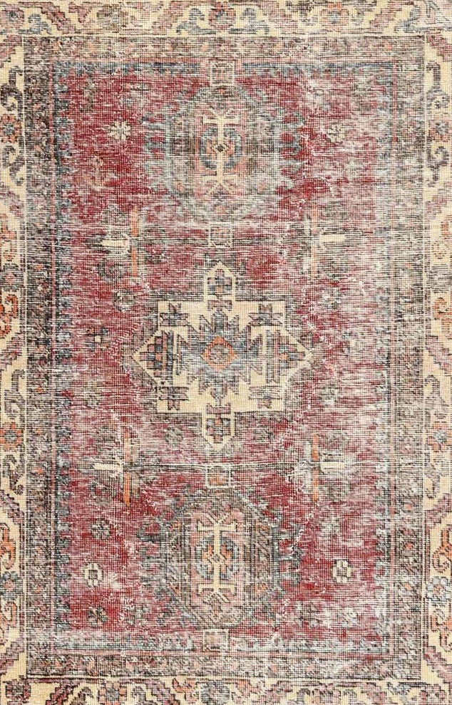 Traditional 4428 Area Rug, 2'0