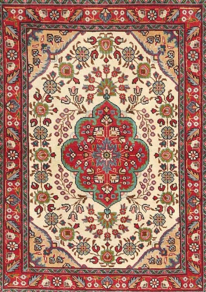 Traditional 4172 Area Rug, 2'0