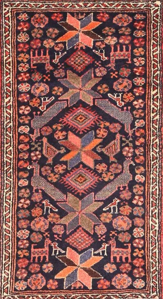 Traditional 4574 Area Rug, 2'0