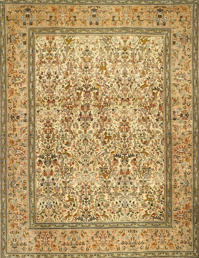 Traditional 529 Area Rug, 2'0