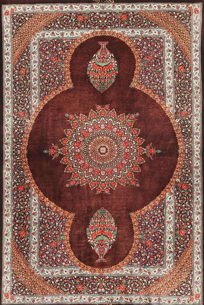 Traditional 4824 Area Rug, 2'0