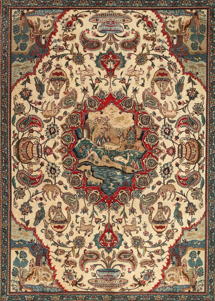 Traditional 503 Area Rug, 2'0
