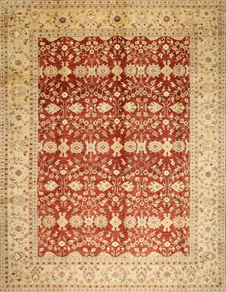 Traditional 539 Area Rug, 2'0