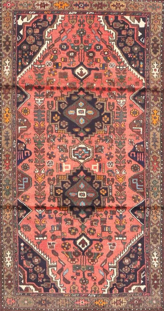 Traditional 4392 Area Rug, 2'0