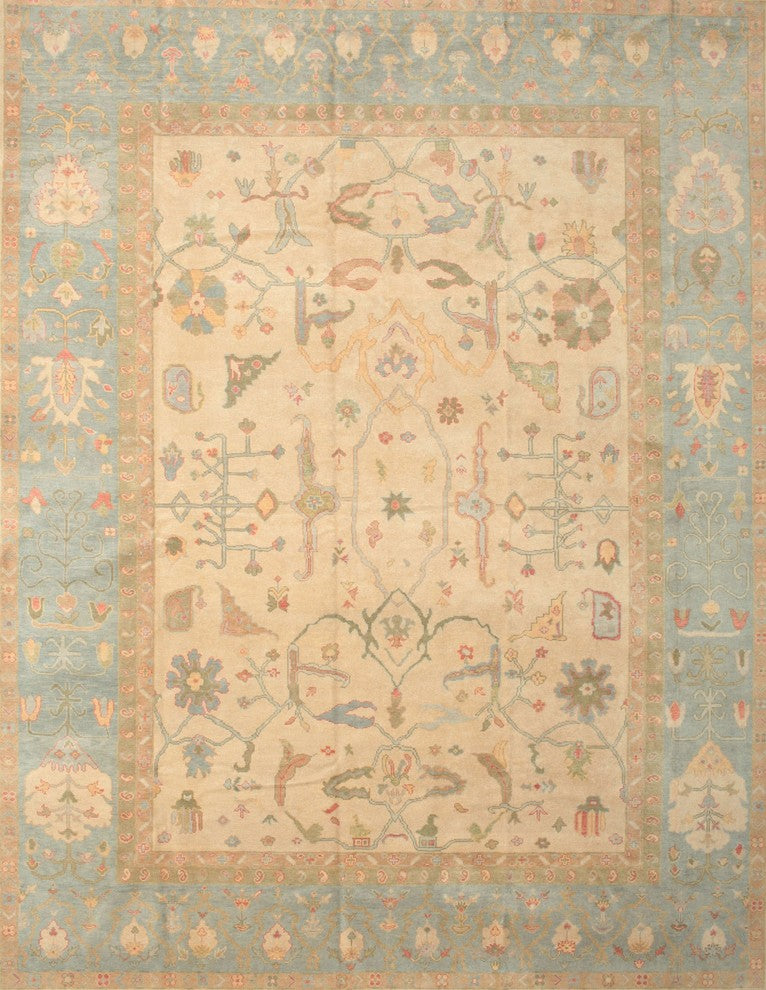 Traditional 895 Area Rug, 2'0