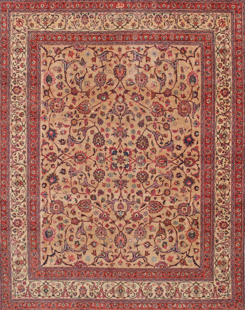 Traditional 69 Area Rug, 5'0