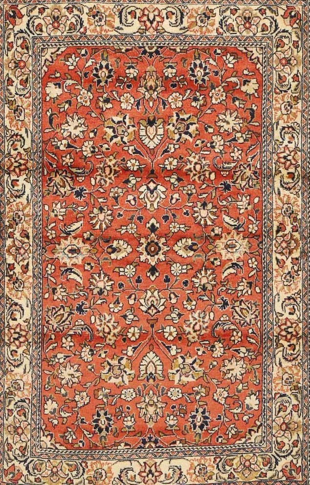 Traditional 4541 Area Rug, 2'0