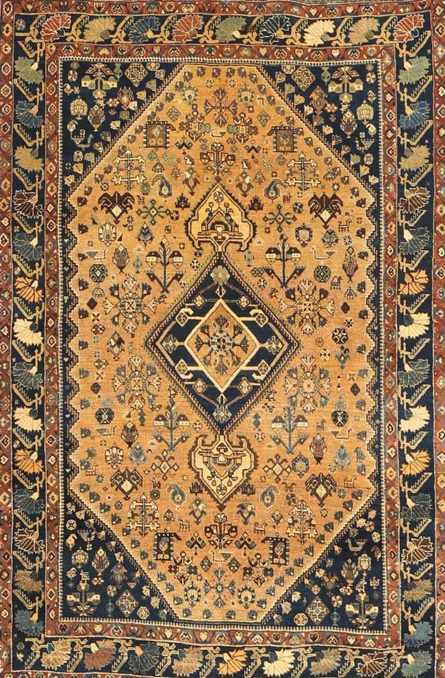 Traditional 4708 Area Rug, 2'0